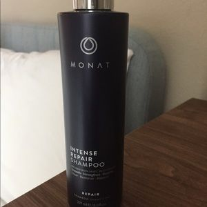 Monat intense repair shampoo never opened